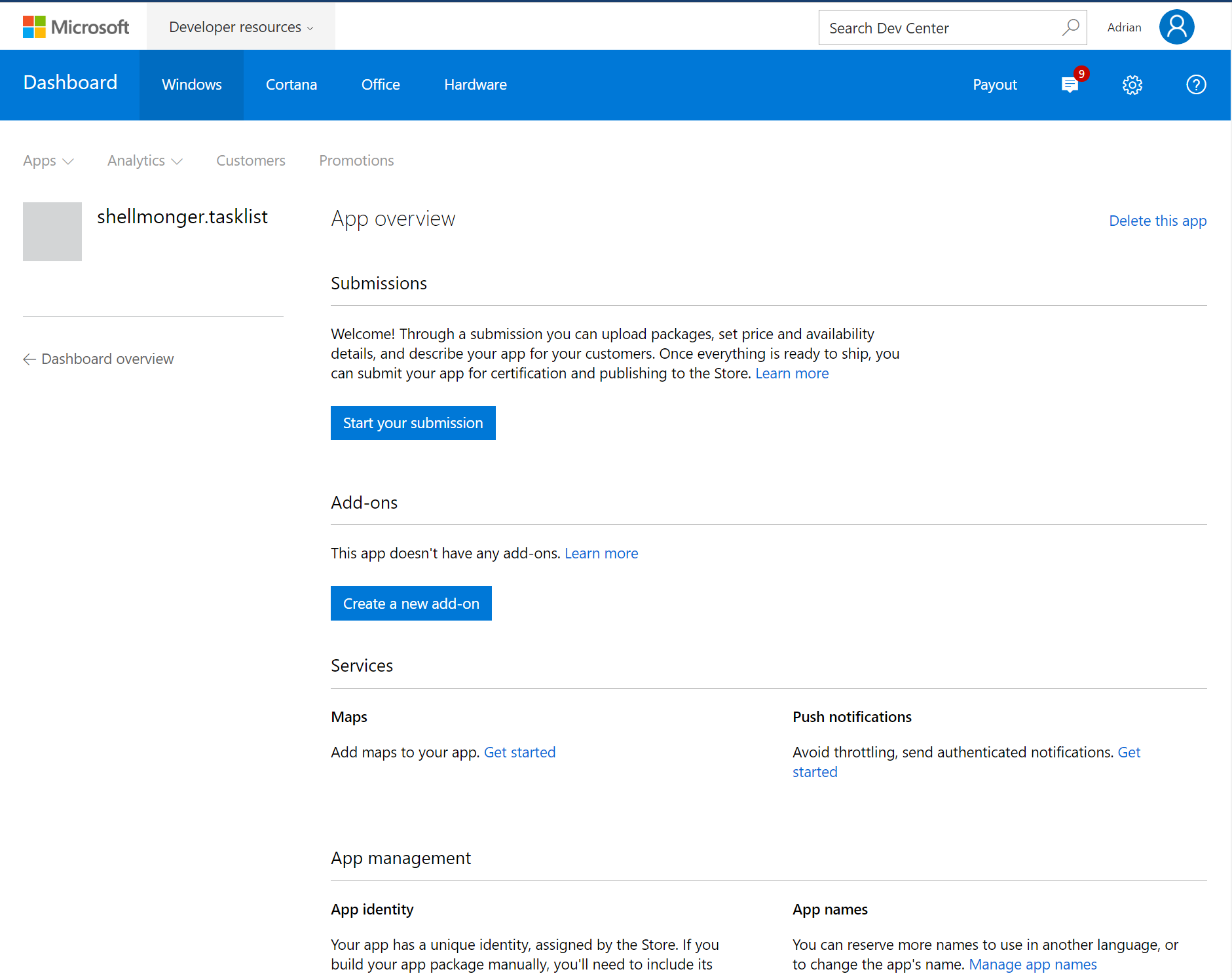 Windows Push - Develop Cloud Connected Mobile Apps with